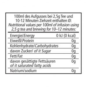 Tee Detox Granatapfel