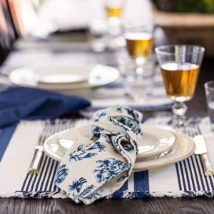 Tischset Lexington Maritim