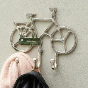 Riviera Maison Kleiderhaken RM Happy Bike Key Holder